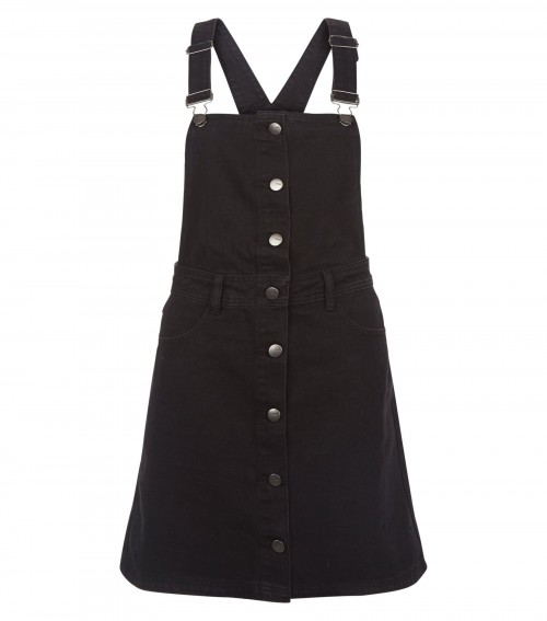 anita-and-green-black-denim-pinafore-dress